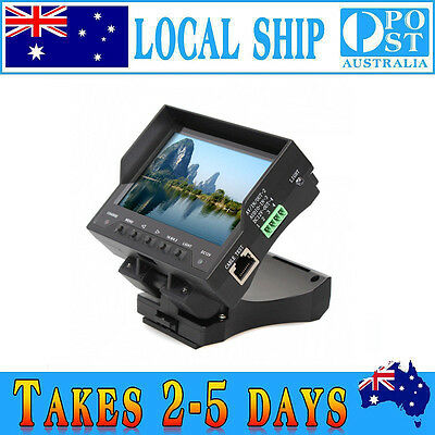 "Handheld Wristband 4.3"" Screen 1080P HD-AHD TVI Analog CCTV Cam Monitor Tester"