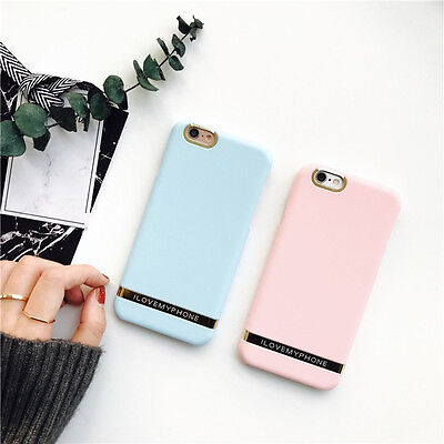 Shockproof Soft TPU Silicone Rubber Ultra Thin Case Cover For iPhone 6 6s 7 Plus
