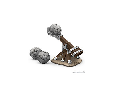 New Schleich Catapult Knights World Of Fantasy Playing Daily Children Fun Toy