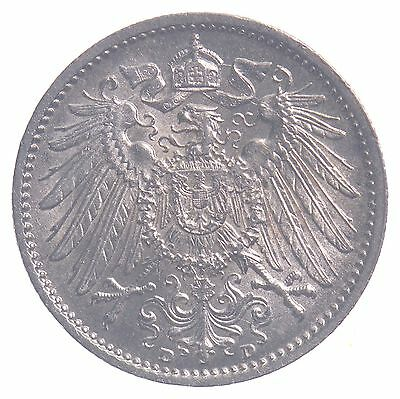 1908-D Germany Silver 1 Mark *4632