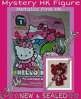 Hello Kitty by Sanrio COSTUME Series 1 ��HK MYSTERY PINK METALLIC�� ☆NEW☆