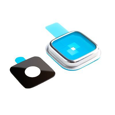 Samsung Galaxy S5 i9600 G900 G9005 Camera Glass Lens Ring Cover Replacement S...
