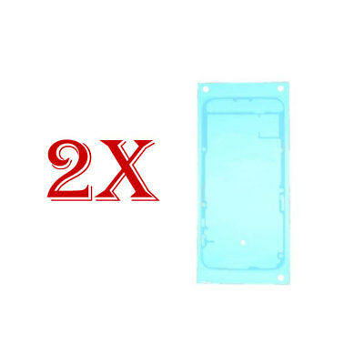 2X Battery Back Door Cover Adhesive Sticker Tape Glue For Samsung Galaxy S6 G920