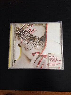 Kylie X Cd NEW SEALED