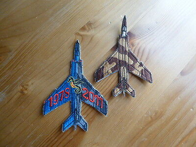 Patch LOT Escadrille 11F Flotille Etendard Marine écusson France Rare De Gaulle