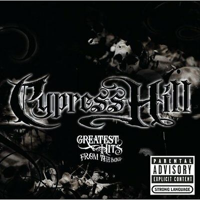 Cypress Hill - Greatest Hits From The Bong( CD, Sony/BMG 2006 - Korea) New