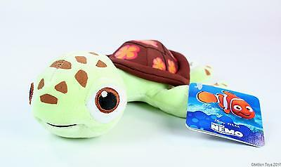 "Finding Nemo SQUIRT 8"" plush soft toy turtle Disney Pixar - NEW!"