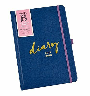 Busy B Mid Year Academic Diary 2017 to 2018 - Ladies Gift Idea