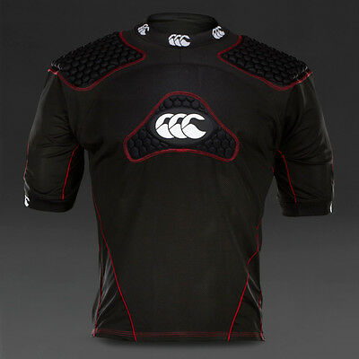 Canterbury Flexitop Pro Rugby Body Armour: Z012077-989