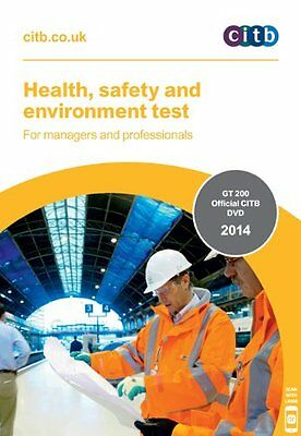 Health Safety and Environment Test for Managers and Professionals: GT200/14 DVD