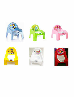 Baby Potty Training Potty Chair Kids Toddler Toilet Potty Seat Removable Chair