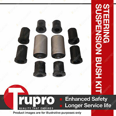 Rear Spring bush kit For TOYOTA Hilux 4WD-IFS Front LN167R LN172R 11/97-4/05