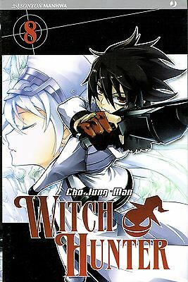 Witch Hunter n. 8 di Cho Jung-Mon * SCONTO 50% NUOVO * ed. J Pop
