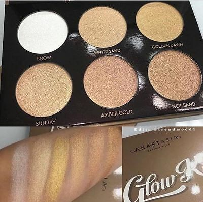 Hot New brand Contour Highlighter Beverley Hills - ULTIMATE GLOW KIT Palette