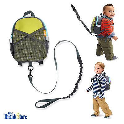 Safety Harness Backpack Baby Leash Toddler Adjustable Walking Strap Child Keeper