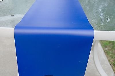 1 Foot Commercial Vinyl Strip Blue Repair Inflatable Bounce House Patch Kit