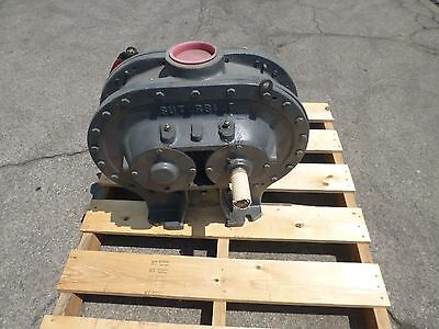 "Rebuilt Sutorbilt Positive Displacement Blower 8H-F, 4"" Inlet & Outlet"