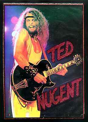 """""""Ted Nugent"""" Adult Tee Shirts"""