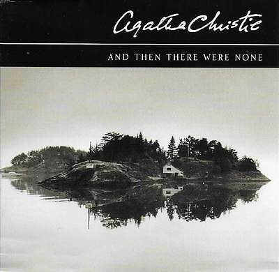 Agatha Christie And Then There Were None 3 CD Audio Book