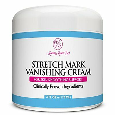 Stretch Mark Cream - Remove Stretch Marks From Pregnancy - Clinically Proven