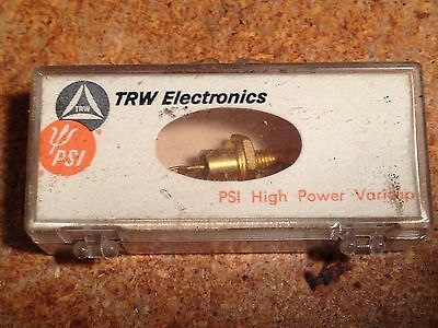PSI / TRW High Power Varicap Tuning Diode, NOS in box