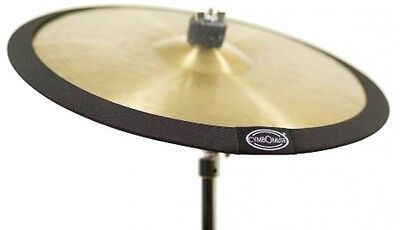 Cymbomute 14/15 and rdquo; Cymbal and HiHat Mute / Silencer / Dampener / Pad
