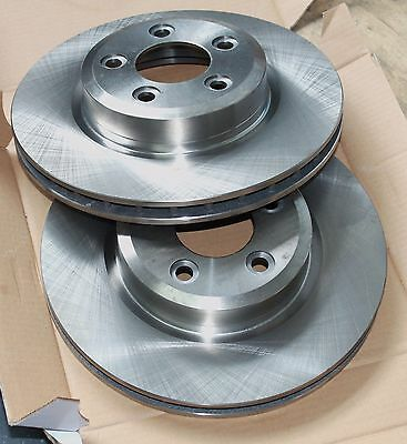 FRONT DISC BRAKE ROTOR FORD TERRITORY 2WD & AWD 2004 ON * 1 pair