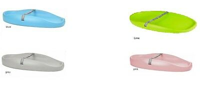 Bumbo Changing Pad/Mat | Ergonomically Shaped, Portable - choose colour