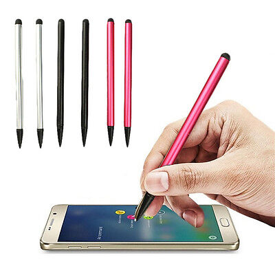 Red Black Capacitive Pen Touch Screen Stylus Pencil for iPhone iPad Tablet PC