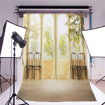 5x7FT Vintage Wedding Vinyl Photography Backdrop Photo Background Studio Props