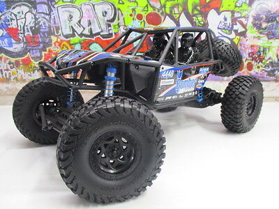 Axial 1/10 RR10 Bomber EP 4WD Rock Racer Crawler Rolling Chassis OZ RC OZRC AR60