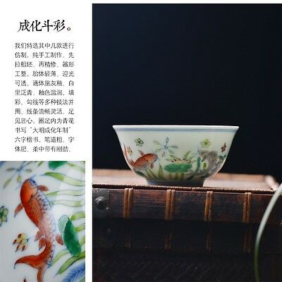 Chinese Tea Bowl Collection Hand Craft Hand Paint Luxury Tea Bowl  elegant..