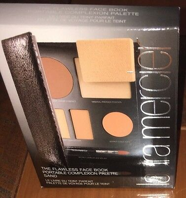 Laura Mercier The Flawless Face Book Travel Complexion Palette - SAND