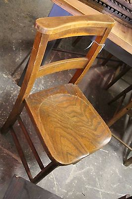 Chapel chair vintage retro dinging pub restaurant