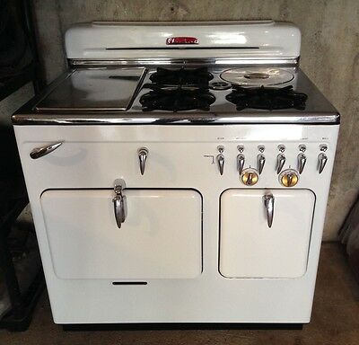 Vintage Chambers Gas Stove Model C Style 61