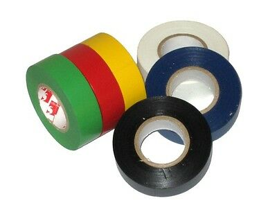 Electrcal PVC Insulation Tape Electro Repair Fire Proof Tape 30M Long UK Seller