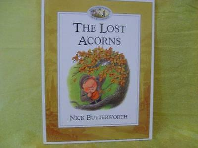 The Lost Acorns ( Percy The Park Keeper ) (Percy The Park Keeper), Nick Butterwo