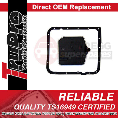 Trupro Transmission Filter Service Kit For HOLDEN COMMODORE VC TH350 04/80-81