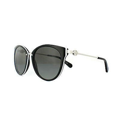 e8f1c99541 Michael Kors Sunglasses Abela III 6040 3129 11 Black White Grey Gradient
