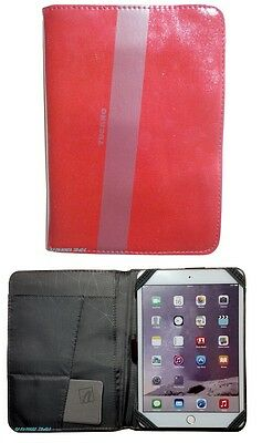 Grey Red Case Cover for Apple iPad Mini 1,2,3,4 gen 8'' tablet Tucano
