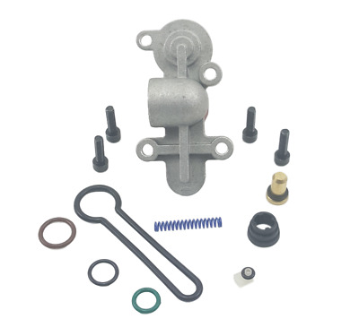 2003-2007 Ford 6.0L Powerstroke Fuel Pressure Regulator Blue Spring Upgrade Kit