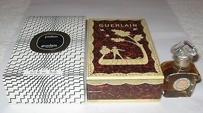 Vintage Guerlain Mitsouko Perfume Bottle & Boxes 1/2 OZ - Sealed/Full 1967 #2