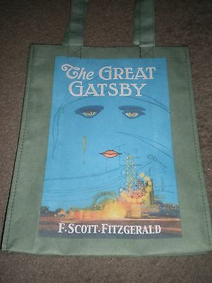 The Great Gatsby Book Bag!
