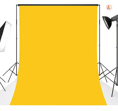 3x5FT Solid Color Vinyl Photography Backdrop Background Studio Photo Props 25