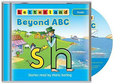 Beyond ABC: Stories Read by Maria Darling (Letterland), Lisa Holt, Lyn Wendon |