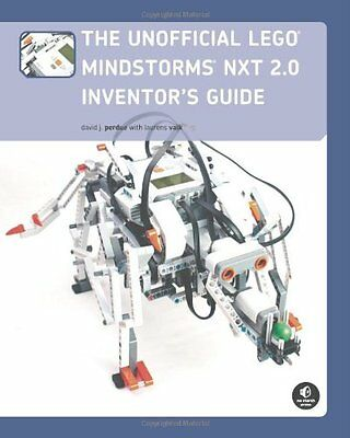The Unofficial LEGO MINDSTORMS NXT 2.0 Inventors Guide,PB,David J. Perdue, D. P