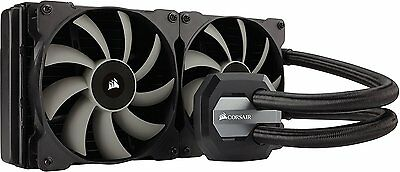 Corsair Hydro Series H115i Extreme Performance Liquid CPU Cooler CW-9060027-WW,