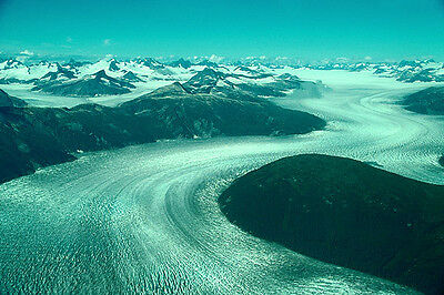 Corel Stock Photo Cd - Glaciers And Mountains