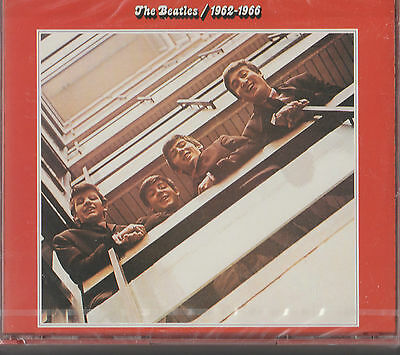 The Beatles - 1962-1966 (1993) 2 CD SET NEW & SEALED