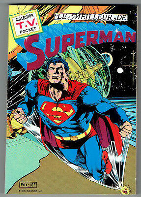 SUPERMAN – CollectionTV Pocket – Sagédition – 1980 – NEUF